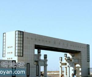 郑州大学校园风光
