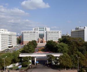 东北师范大学校园美景欣赏